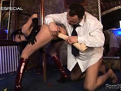 dildo-stripper