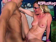 Teacher fucking horny mature
