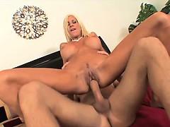 Big tit MILF stuffed with hard cock