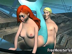 3d-ariel-from-the-little-mermaid-gets-fucked-hard