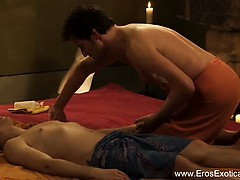 Beautiful Erotic Tantric Massage