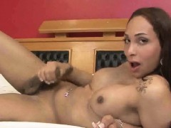 shemale-babe-bianka-theles-playing-with-her-cock