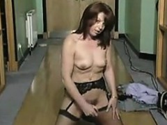 milf-strips-and-masturbates