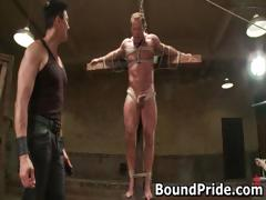 Super extreme BDSM gay hardcore part3