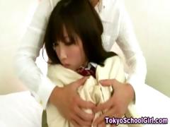 japanese-asian-schoolgirl-tits-squeezed
