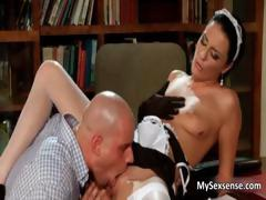 sexy-maid-in-white-lingerie-gets-part5