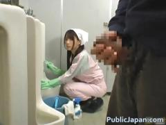 asian-bathroom-attendant-is-in-the-mens-part1