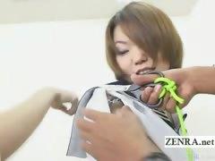 subtitled-bizarre-japan-amateurs-uniform-cutting-game