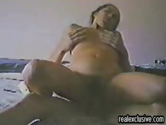 Italian Couple in their first Homemade Movie