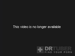 Sexy brunette skank gets bent over knees part5