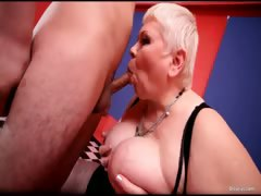 Fat blond hoe doctor Lucia getting pussy part5